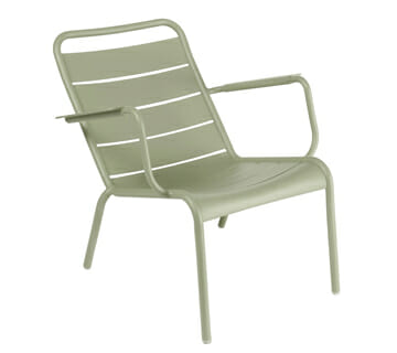 Fermob Luxembourg Loungestoel willow green