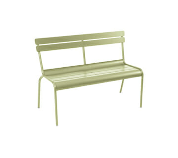 Fermob bank rugleuning luxembourg willow green