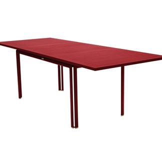 Fermob table tafel costa extension uitschuifbaar chili