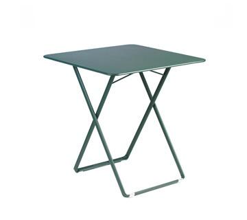 fermob plein air tafel 71x71 art meets design