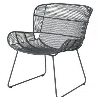 max en luuk faye stoel lounge chair fibre lava