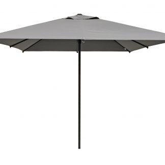 max en luuk owen parasol vierkant taupe grey