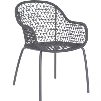 max en luuk anna lava rope chair stoel