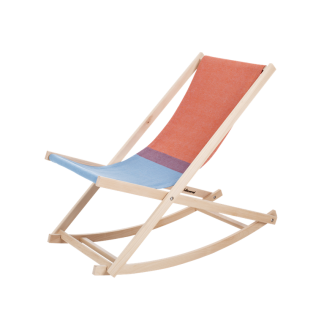 Weltevree rocking beach chair beach rocker